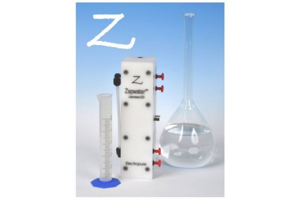 Small Electrodeionization for Laboratory-1