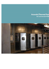 Acoustic / Thermal Panel System Enclosures Brochure