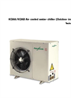 KCAA Air Cooled Water Chiller Brochure