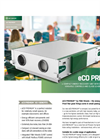 eCO Premium - Compact Air Handling Unit - Brochure