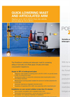 PortaZoom - Heavy Duty Truck Mounted Variable Axis Motorized Telescopic System Brochure