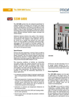 SSM 6000 Series- Multi-Channel Measuring Device - Brochure