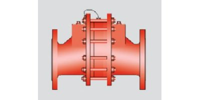 PROTEGO - Model FA-E series - In-Line Deflagration Flame Arresters
