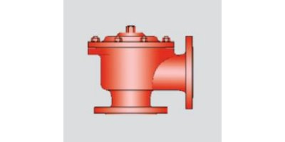 PROTEGO - Model DZ/E Series - State-of the-Art Pressure or Vacuum Relief Valve