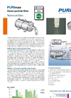 PURImax - Diesel Particle Filter Brochure