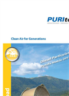 PURItech - Model PURIfix Mobile DPF - Diesel Particulate Filters - Brochure