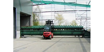 Archimedean Screw Pumps
