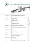 Model HLZ DD G - Industrial High Speed Counting Machine Datasheet