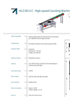 HLZ DD G C - Industrial High-Speed Counting Machine – Datasheet