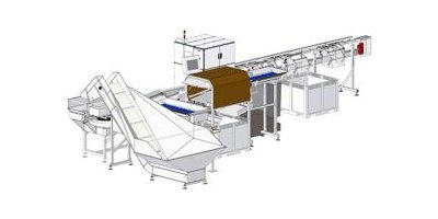 Model HLZ DD - Hybrid High-Speed Counting and Sorting Machine