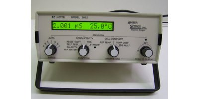 Amber Science - Model 3082 - Multi-Function Conductivity Meter