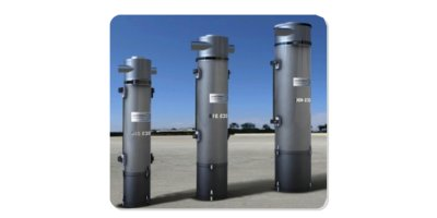 PowerSwirl - Model D Series - Dust Filtration System