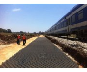 Research: Hybrid Geocell Solution for Rail Track on Expansive Clay