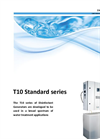 DCW Neuthox - Model T10 Standard Series - On-Site Disinfectant Generator - Datasheet