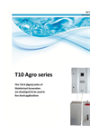 DCW - Model T10 Agro Series - Disinfectant Generators - Datasheet
