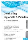 Combatting Legionella & Pseudomonas in Water systems