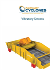 Dewatering and Sizing Screens Brochure
