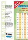 Minibulk - Bunded Storage Tanks - Brochure