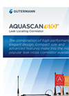 AquaScan - Model 610 - Leak Noise Correlator Brochure