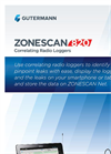 ZoneScan - Model 820 - Correlating Radio Loggers - Brochure