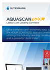 AquaScan - Model 620L - Laptop Leak Locating Correlator Brochure