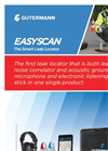 EasyScan - Smart Leak Locator - Brochure