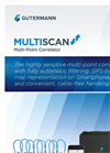 Multiscan - Multi-Point Correlator - Brochure