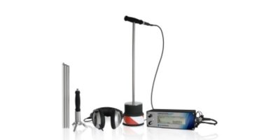 AquaScope - Model 550 - Acoustic Water Leak Detection Kit