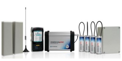 ZoneScan Alpha - Permanent Network Monitoring for Water Loss Management System