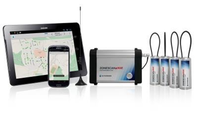 ZoneScan - Model 820 - Correlating Radio Loggers (And ZONESCAN SMART Software)