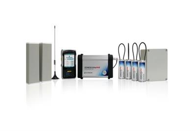 ZoneScan Alpha - Permanent Network Water Monitoring for Water Loss Management System