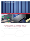 Kingspan EnergiPanel Brochure