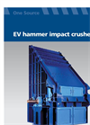 FLSmidth - Model EV™ - Hammer Impact Crusher - Brochure
