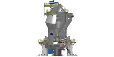 FLSmidth - Model OK™ - Vertical Roller Mill