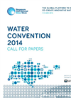 Singapore International Water Week 2014 - Call for Papers
