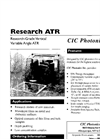 Research ATR Brochure
