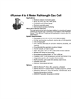 4Runner 4 to 6 Meter Pathlength Gas Cell Specifications
