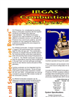 IRGAS Combustion Analyzer Specifications