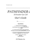 Pathfinder - EN 0.4 to 10 Meter Pathlength Gas Cell Manual