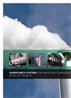 Hurricane Systems for Wood Dust Emission Control in Pellet Plants - Brochure