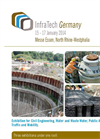 InfraTech Germany 2014- Brochure