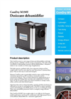 ComDry - M190Y - Stand Alone Dehumidifiers Brochure
