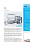 Munters - Model SM24 - Inlet Shutters - Datasheet