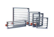 Munters - Model SM24 - Inlet Shutters
