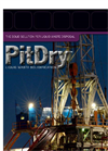 PitDry OP and PitDry HDD Brochure