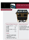 60 BBL Open Top Tank Brochure