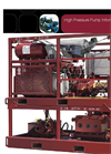 High Pressure Pumps Brochure