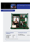 2x2 Centrifugal Pump Brochure