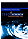 CETCO Monarch Produced Water Treatment Systems Brochure