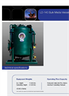 LD-140 Bulk Media Vessel Skid Brochure